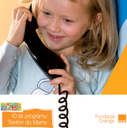 telefon do mamy fundacja orange logo